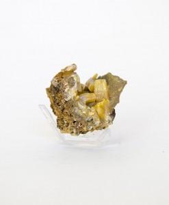 Mineral Wulfenita